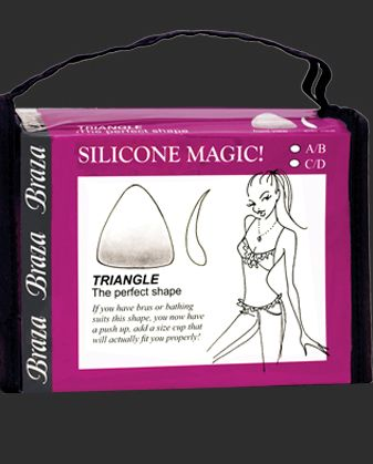 Image of   Braza - Silicone Triangle